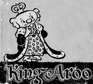King Aroo, a 1960s cartoon character by Jack Kent.