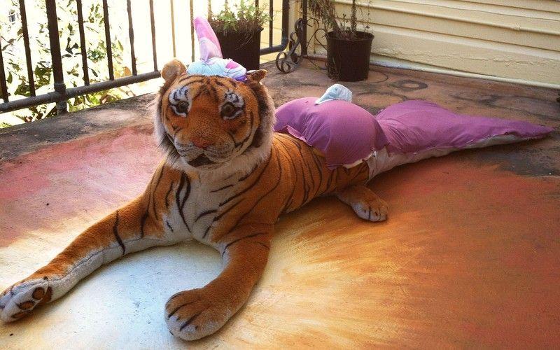 furry tiger sex