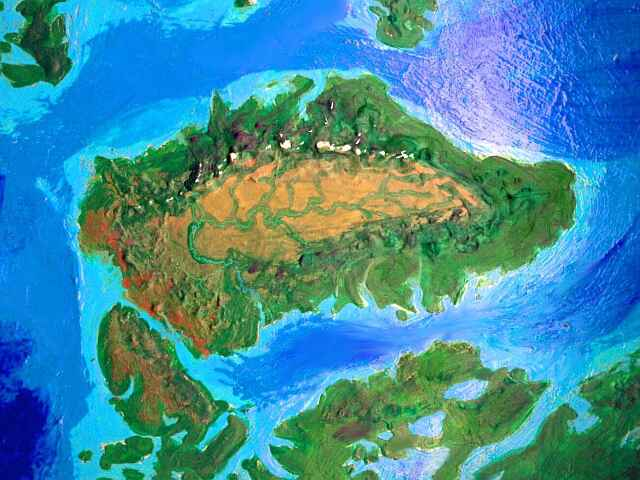 The Greenland savanna, on an alternate Earth called Jaredia. Click to enlarge.